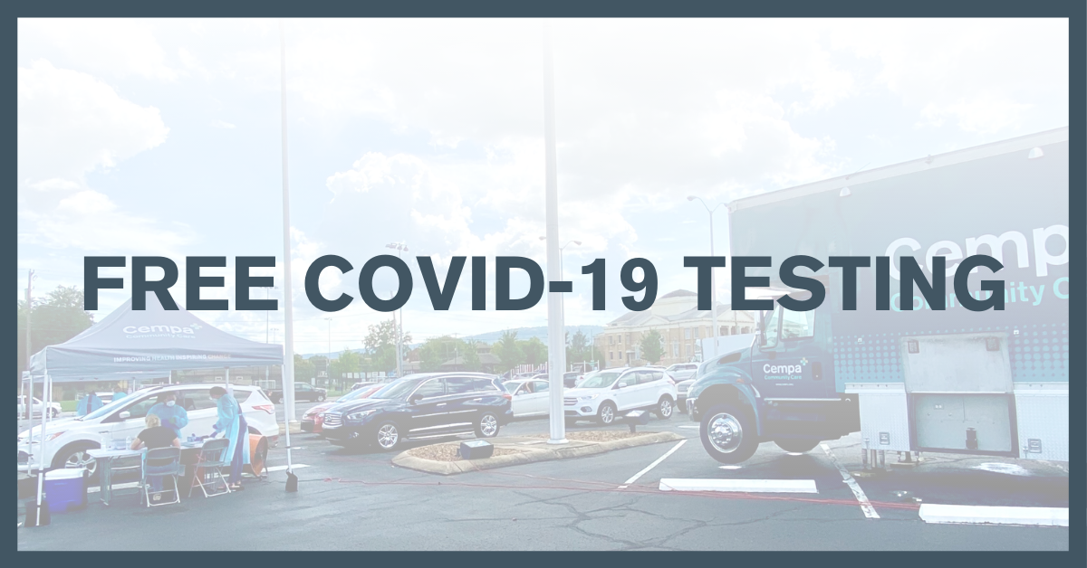 Cempa Community Care To Offer Free Drive-Thru COVID-19 Testing In Chattanooga And Cleveland